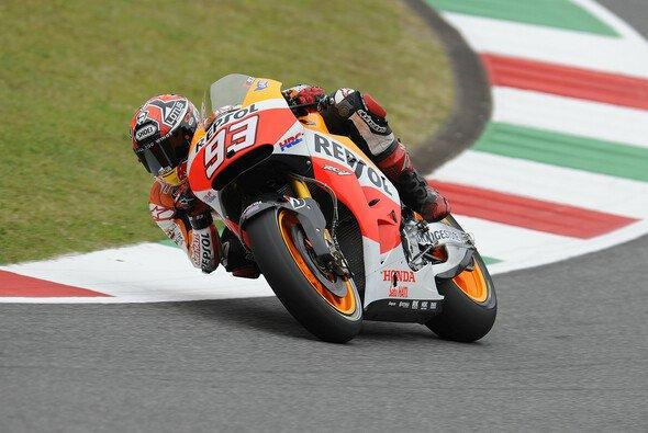 Marc Marquez erwartet in Mugello das härteste Rennen der Saison