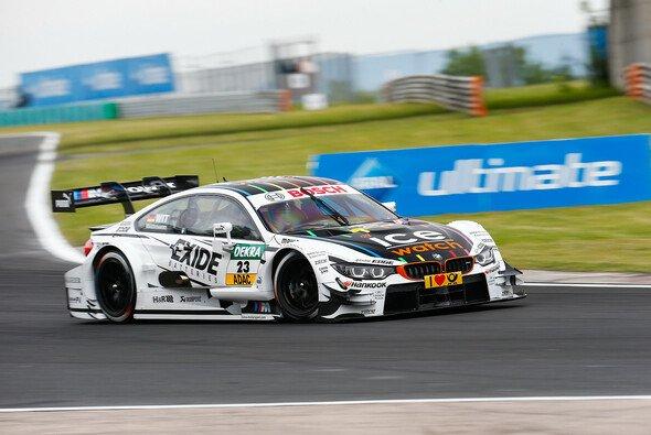 Marco Wittmann startet zum zweiten Mal von der Pole Position