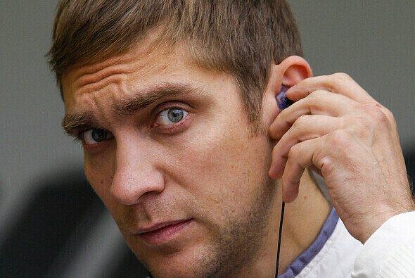 Vitaly Petrov bestreitet seine erste Saison in der DTM