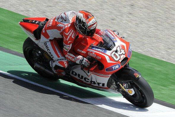 Andrea Dovizioso steht nur in der dritten Startreihe