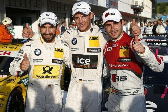 Bestes Qualifying-Ergebnis für Timo Glock in der DTM - Foto: Audi