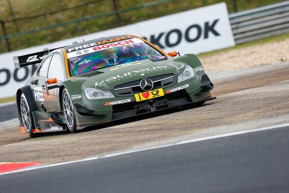 Robert Wickens hat im vergangenen Jahr auf dem Norisring gewonnen - zumindest so halb