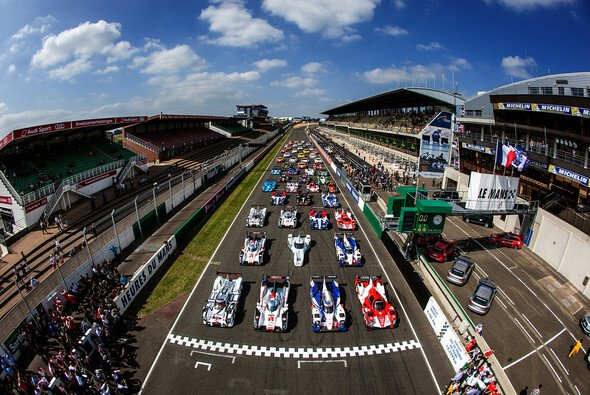 Der anfang in Le Mans ist gemacht