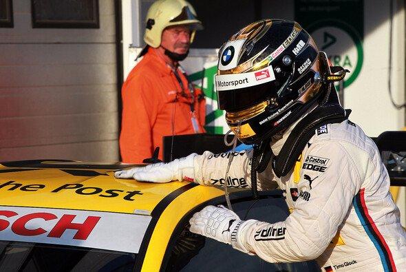 Timo Glock war nach dem Rennen restlos bedient