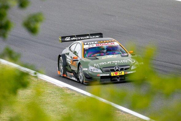 Wie weit geht es für Mercedes am Norisring nach vorne?