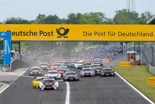 Die DTM bestreitet kein Rennen in Guangzhou