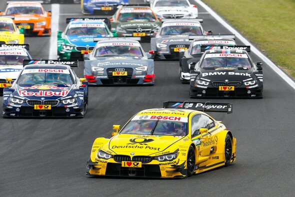 Hartes Rennen f�r Timo Glock - Foto: DTM
