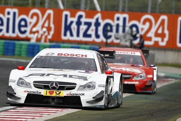 Mercedes darf exklusiv weiter sein C-Coupé entwickeln