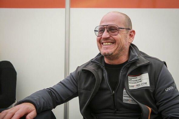 Jürgen Daum ist bei ZaWotec für Gästeevents zuständig