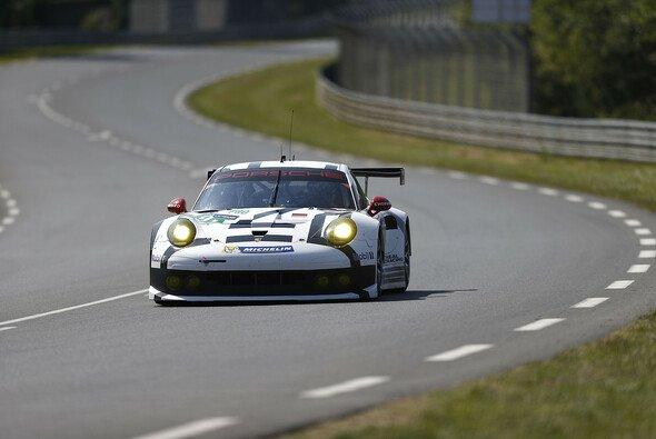 Volle Attacke: Für Porsche zählt in den GTE-Klassen nur der Sieg
