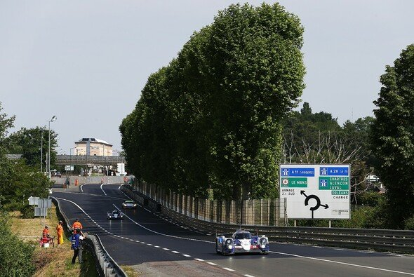 Faszination LMP1: Toyota ist der für viele Beobachter der Favorit