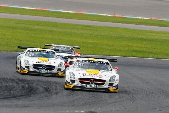 Zweites Rennwochenende für Jaime Alguersuari im ADAC GT Masters