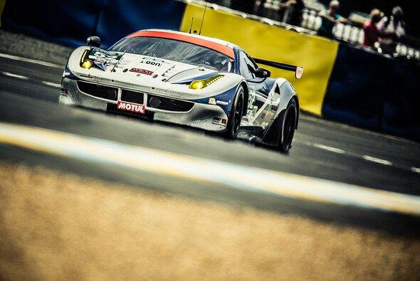 Sieht so der Joker aus? Ram Racing bringt den dritten GTE-Pro-Ferrari an die Sarthe
