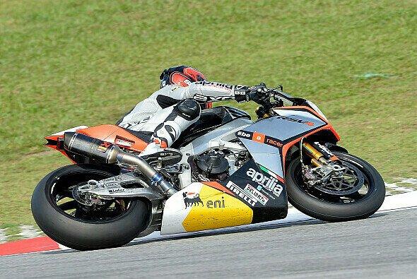 Sylvain Guintoli gab der Konkurrenz in Malaysia das Nachsehen