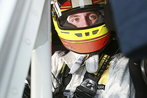 Maxi Buhk darf wieder Rennen im HTP-Mercedes fahren