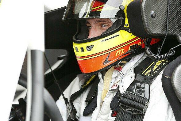 Maximilian Buhk muss im Cockpit auf vieles gleichzeitig achten