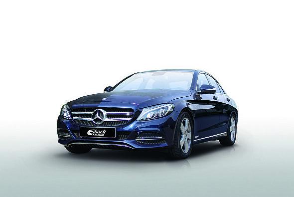 Eibach Fahrwerkskomponenten für die neue Mercedes C-Klasse