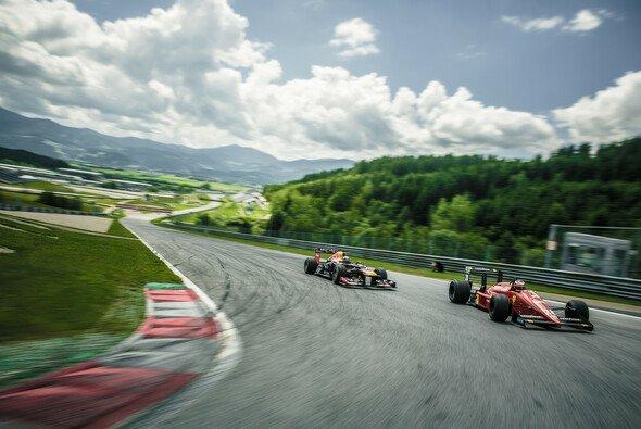 Die Formel 1 gastiert wieder in Österreich