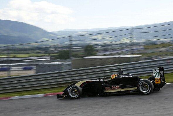 Markus Pommer startet zweimal von Pole Position