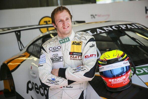 Norbert Siedler startete 2014 bislang im ADAC GT Masters