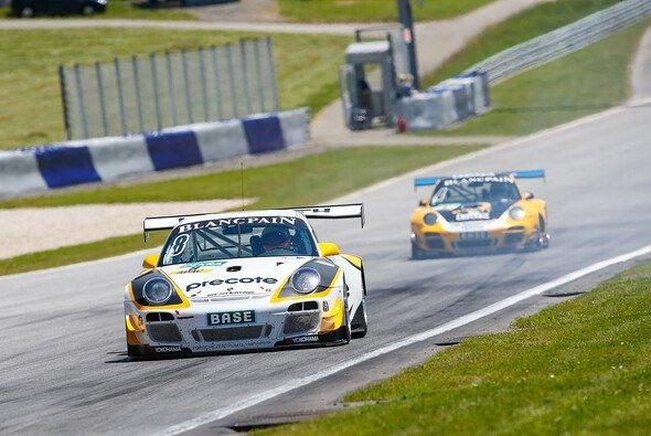 Siedler war bester Porsche-Pilot