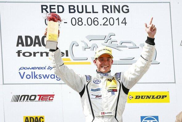Mikkel Jensen wechselte zur Saison 2014 von Lotus zu Neuhauser Racing