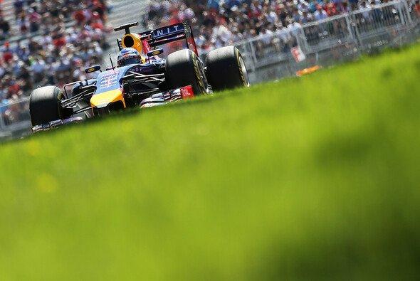 Wie viel Gras liegt zwischen Mercedes und Red Bull?