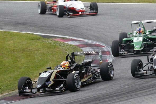 Im ATS Formel 3 Cup geht es Schlag auf Schlag