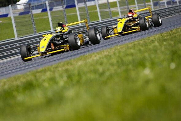 Neuhauser Racing präsentierte sich beim Heimspiel in Top-Form