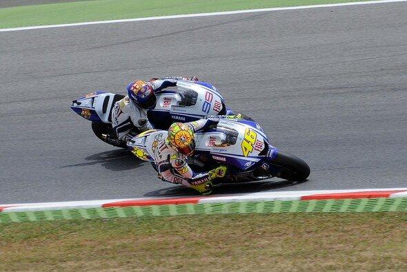 Valentino Rossi machte über ein Vierteljahrhundert auf der Rennstrecke keine Kompromisse - Foto: Yamaha