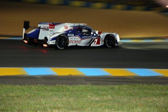 Toyota darf sich über die erste Pole seit 1999 freuen