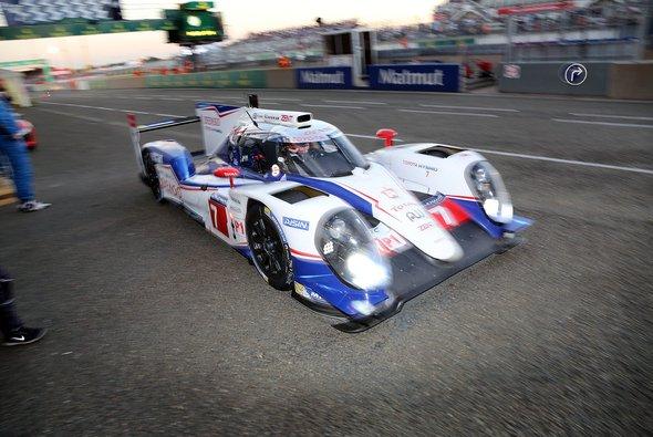 Toyota jubelte über die zweite Pole Position in Le Mans