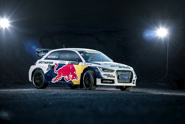 So sieht Mattias Ekströms Audi S1 aus