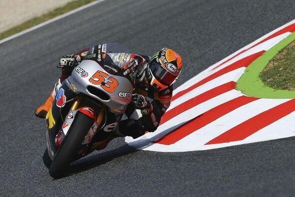 Esteve Rabat konnte seine Pole Position erst spät erobern
