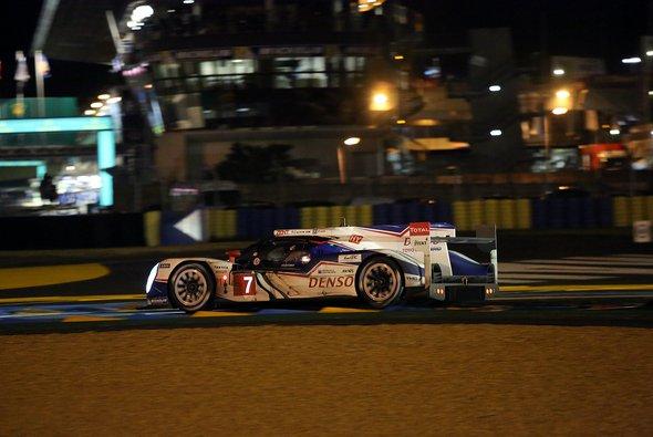 Toyota führt, doch Porsche und Audi bleiben dran