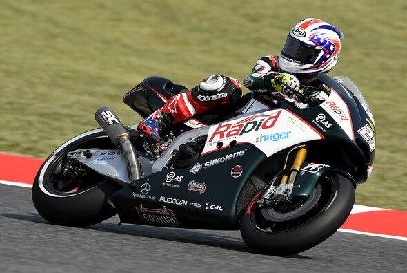 Parkes war 2014 für eine Saison MotoGP-Stammfahrer - Foto: Milagro
