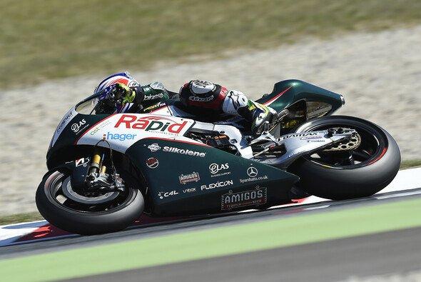 Broc Parkes feierte sein bestes MotoGP-Ergebnis
