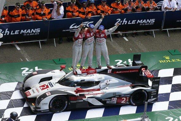 Audi siegte zum 13. Mal