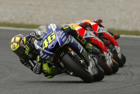 Valentino Rossi fühlt sich noch stärker als im Vorjahr