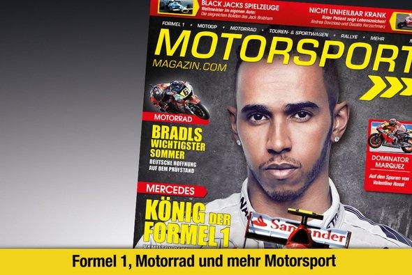 Jetzt im Handel: das neue Motorsport-Magazin Ausgabe 37