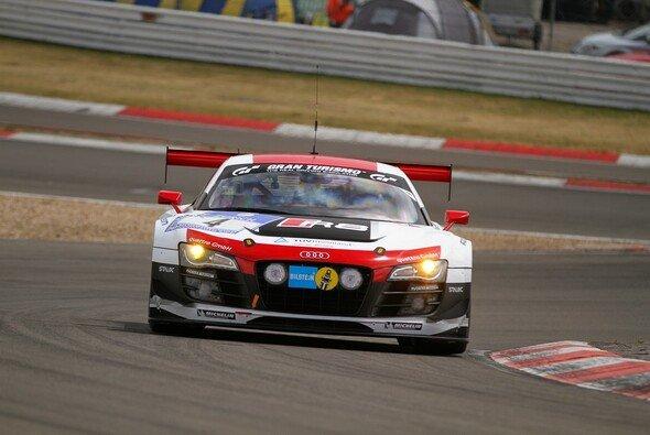 Audi jubelt über einen weiteren hart erkämpften Rennsieg