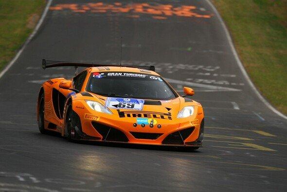 pole-position für dörr motorsport - 24 h nürburgring