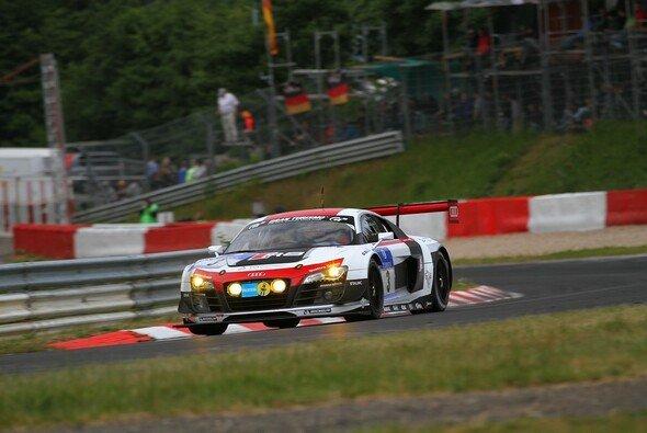 Christian Mamerow führt die Audi-Meute nach dem Qualifying an