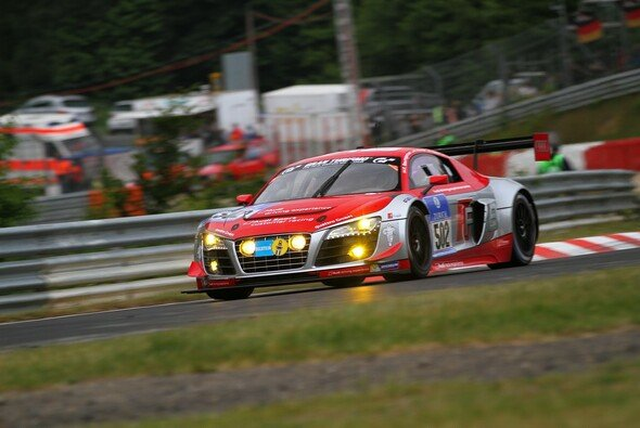 Die Audi race experience schnappte sich die Bestzeit