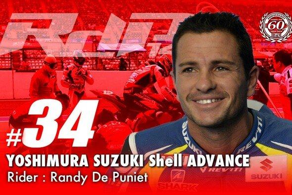 Randy de Puniet fährt den Langstrecken-Klassiker in Suzuka