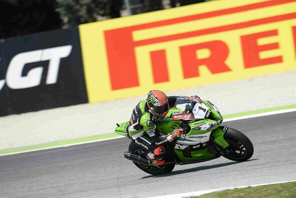 Tom Sykes fuhr in Misano auf die Pole Position
