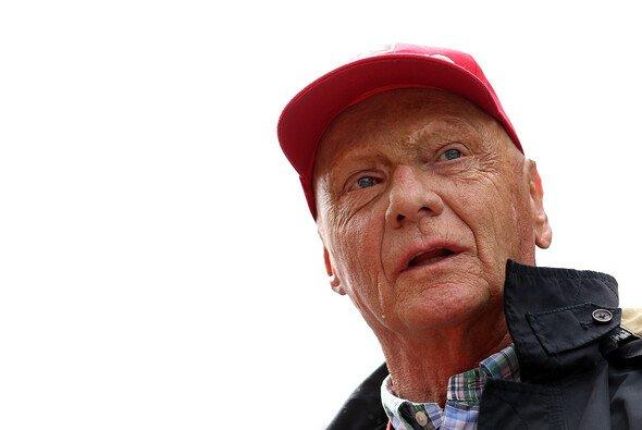 Lauda fordert von seiner Mannschaft Weiterentwicklungen