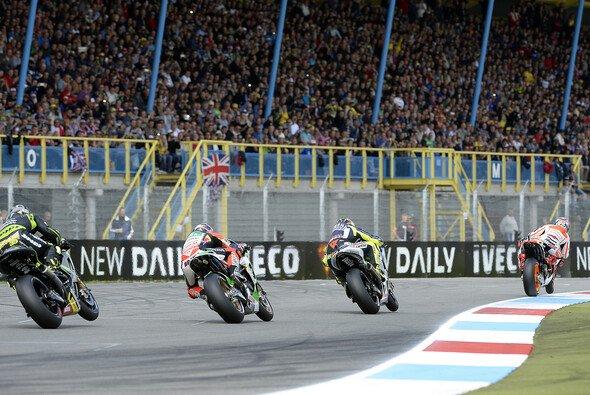 Assen ist der Klassiker im MotoGP-Kalender