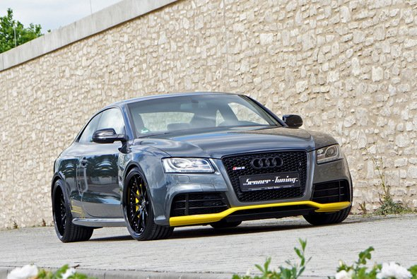 Senner Tuning hat den Audi RS5 Coupé frisiert