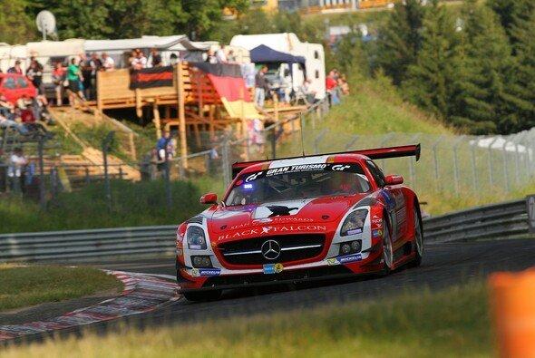 Christian Menzel erlebte ein zufriedenstellendes 24-Stunden-Rennen
